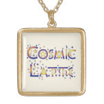 Cosmic Latte Necklace