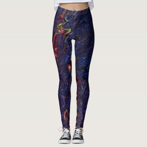 Cosmic legging