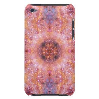 Cosmic Light Mandala iPod Touch Cover