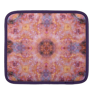 Cosmic Light Mandala Sleeve For iPads