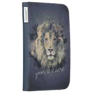 COSMIC LION KING | Caseable Kindle Folio Case
