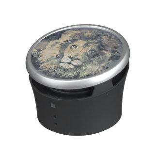 COSMIC LION KING Custom Bluetooth Bumpster Speaker