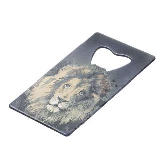 COSMIC LION KING |Custom Credit Card Bottle Opener