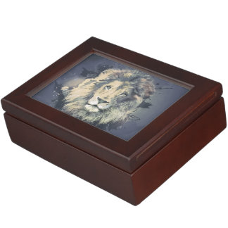 COSMIC LION KING | Custom Keepsake Box