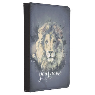 COSMIC LION KING | Custom Kindle Touch Case