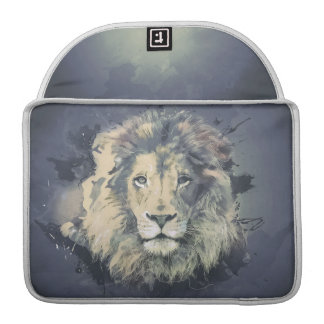 COSMIC LION KING | Custom Macbook Pro Sleeve