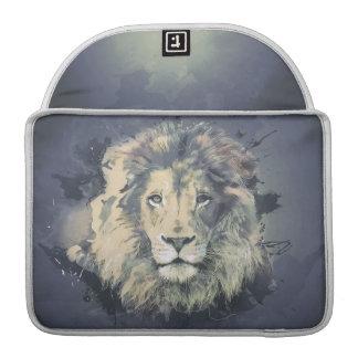 COSMIC LION KING   Custom Macbook Pro Sleeve