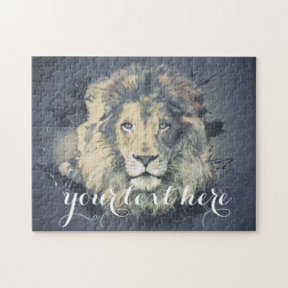 COSMIC LION KING | Custom Photo Puzzle