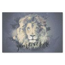 COSMIC LION KING | Custom Tissue Paper