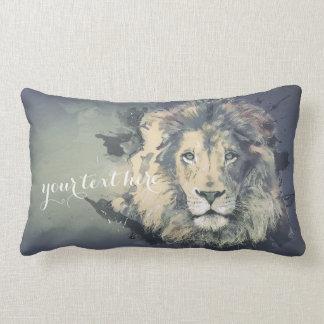 COSMIC LION KING | Grade A Throw Pillow Lumbar