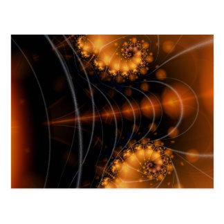 Cosmic Liquidation Postcard