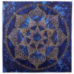 Cosmic Lotus Napkins