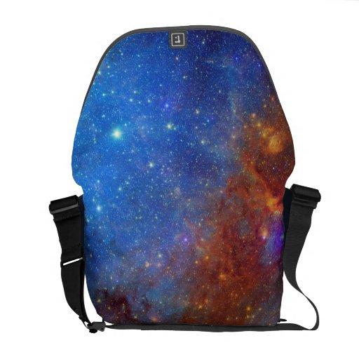 Cosmic Messenger Bag