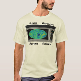 Cosmic Microwave Background Radiation T-Shirt