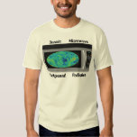 Cosmic Microwave Background Radiation T-shirts