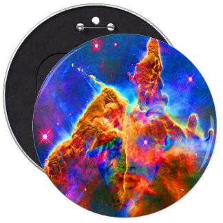 Cosmic Mind Pinback Button
