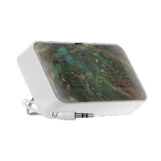 Cosmic Ocean Doodle Portable Speakers