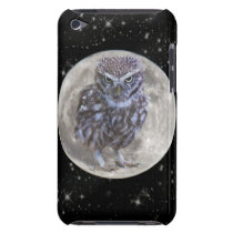 Cosmic Owl iPod Touch Case