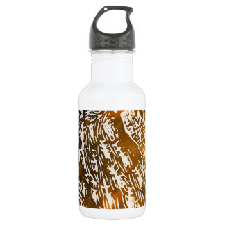 Cosmic Owl Stainless Steel Water Bottle