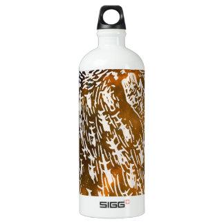 Cosmic Owl Water Bottle