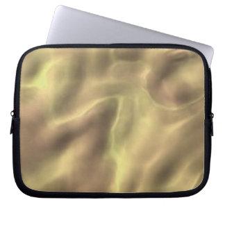 Cosmic Pearl Laptop Sleeves