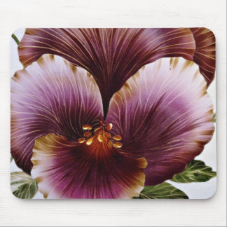 Cosmic perfume Yellow flowers Mouse Pads