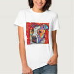 Cosmic Pit Bull - Bright Colorful - Gift Idea Shirts