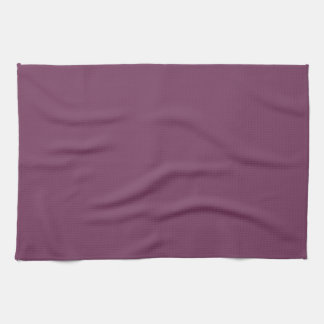 Mauve Kitchen Towels Zazzle