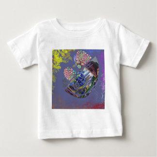 Cosmic Purple Fetus Fun Baby T-Shirt
