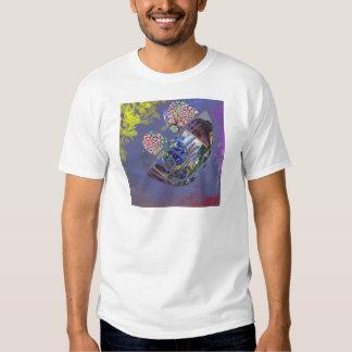 Cosmic Purple Fetus Fun T-Shirt