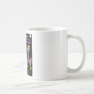 Cosmic Radiation Coffee Mug