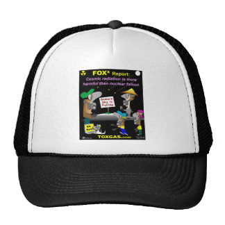 Cosmic Radiation Trucker Hat