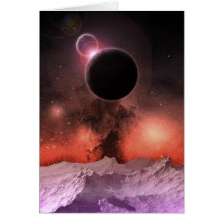 Cosmic Range #2 Card