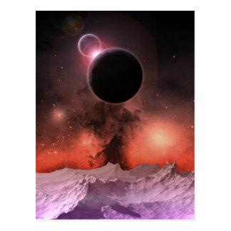 Cosmic Range #2 Postcard