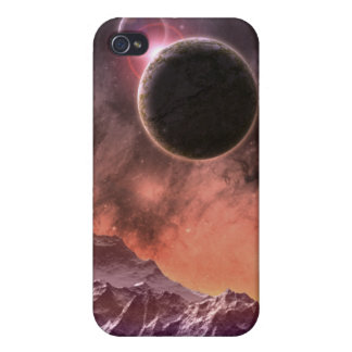 Cosmic Range Covers For iPhone 4