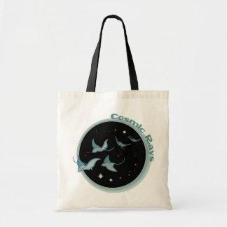 Cosmic Rays Budget Tote Bag