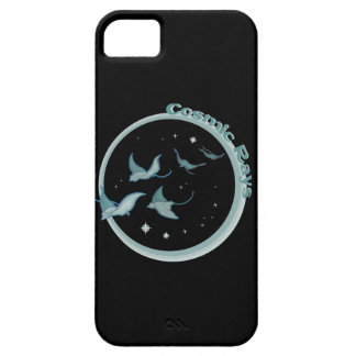 Cosmic rays iPhone 5 covers