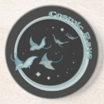 Cosmic Rays Drink Coasters