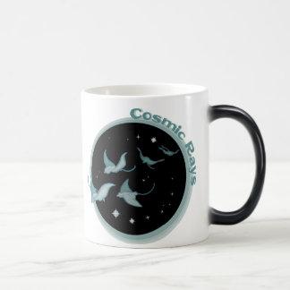 Cosmic Rays Magic Mug
