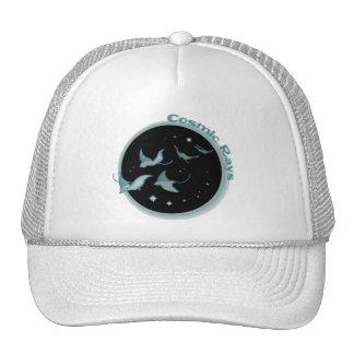 Cosmic Rays Trucker Hat