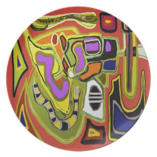 Cosmic Reality Plate