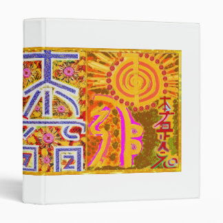 Cosmic Reiki Healing : Creativity n Happiness Binder