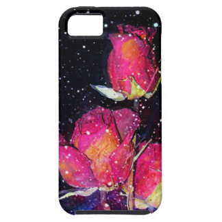 Cosmic Roses II iPhone 5 Cases