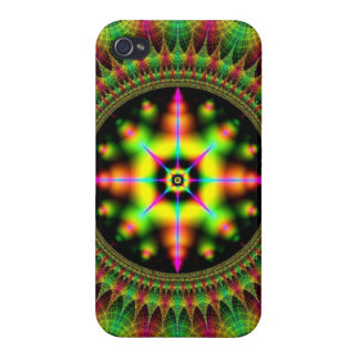 Cosmic Rug iPhone 4 Case