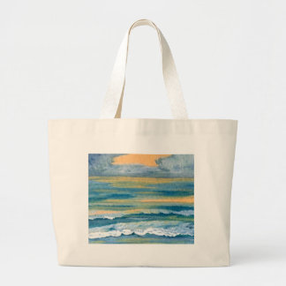 Cosmic Sea - CricketDiane Ocean Art Products Canvas Bags