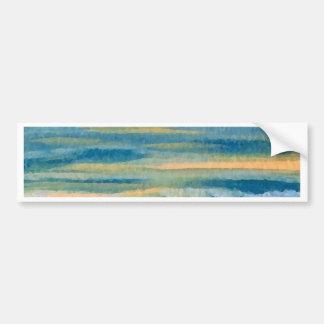 Cosmic Sea - CricketDiane Ocean Art Products Bumper Sticker