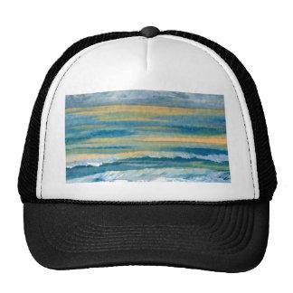 Cosmic Sea - CricketDiane Ocean Art Products Trucker Hat