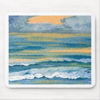 Cosmic Sea - CricketDiane Ocean Art Products Mousepads