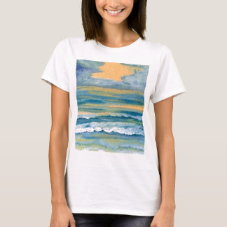 Cosmic Sea - CricketDiane Ocean Art Products T-Shirt
