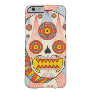 cosmic skull barely there iPhone 6 case